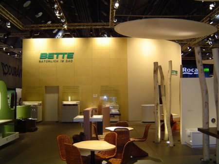 Messestand BETTE 2009 - 3